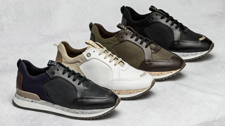 Laüd Recycled: calzado sostenible desde Elche con materiales reciclados, algodón o café