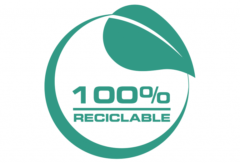 100% Reciclable