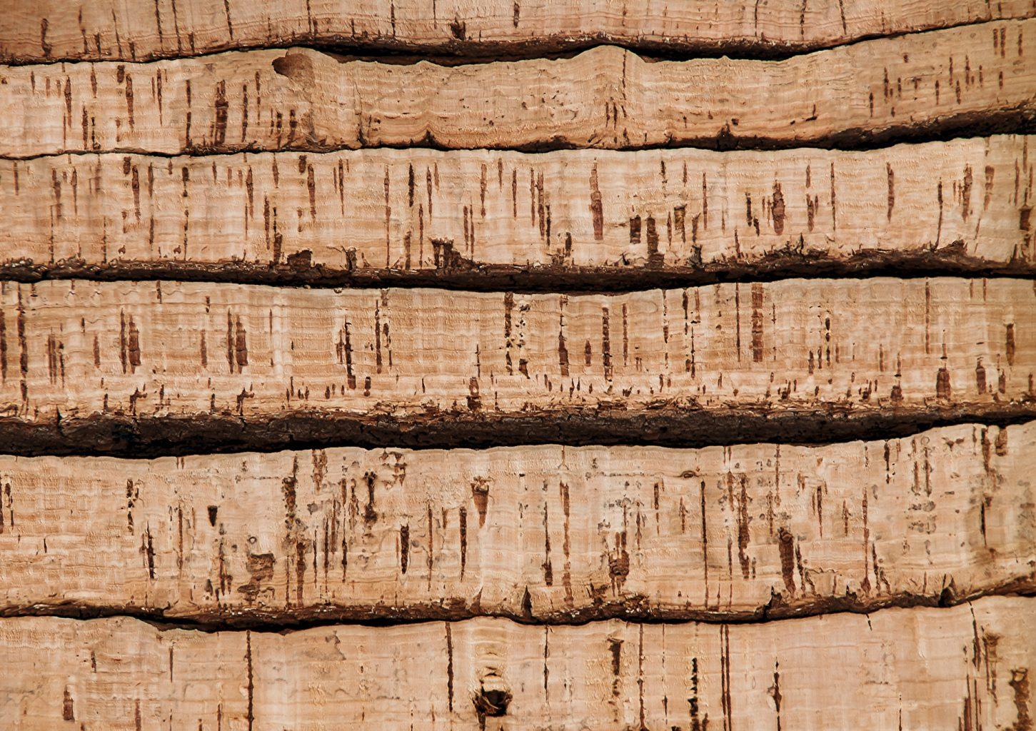 Bio-recycled - Surplus of natural cork.