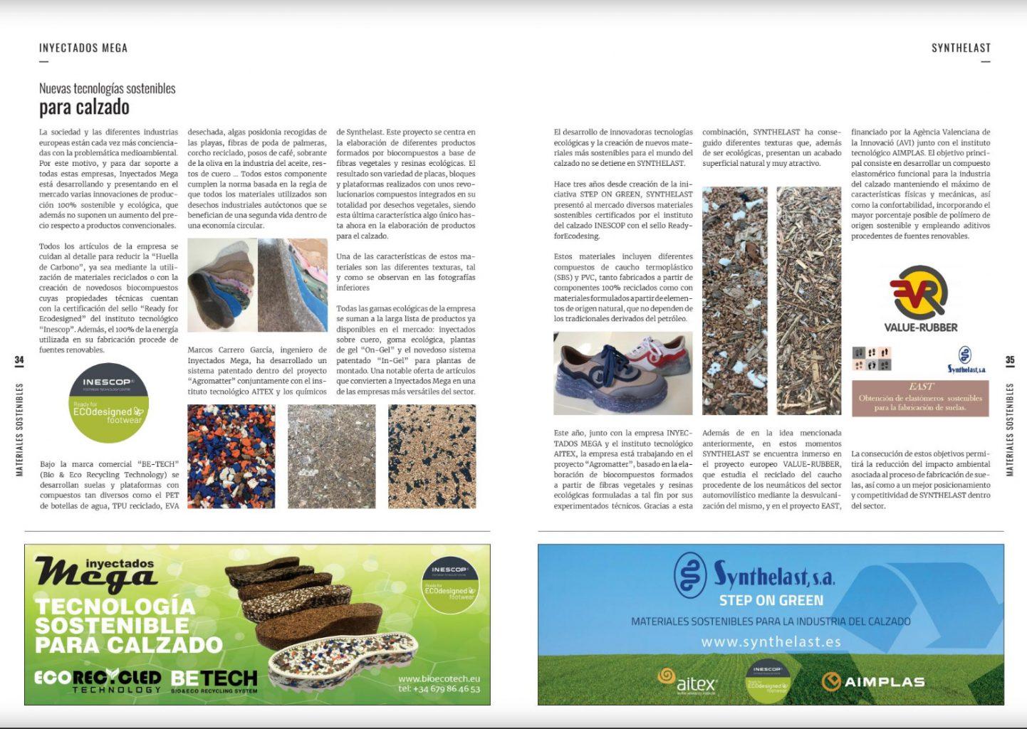 Technical Magazine of Footwear